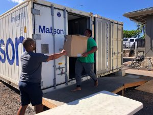 Reefer Container Loan
